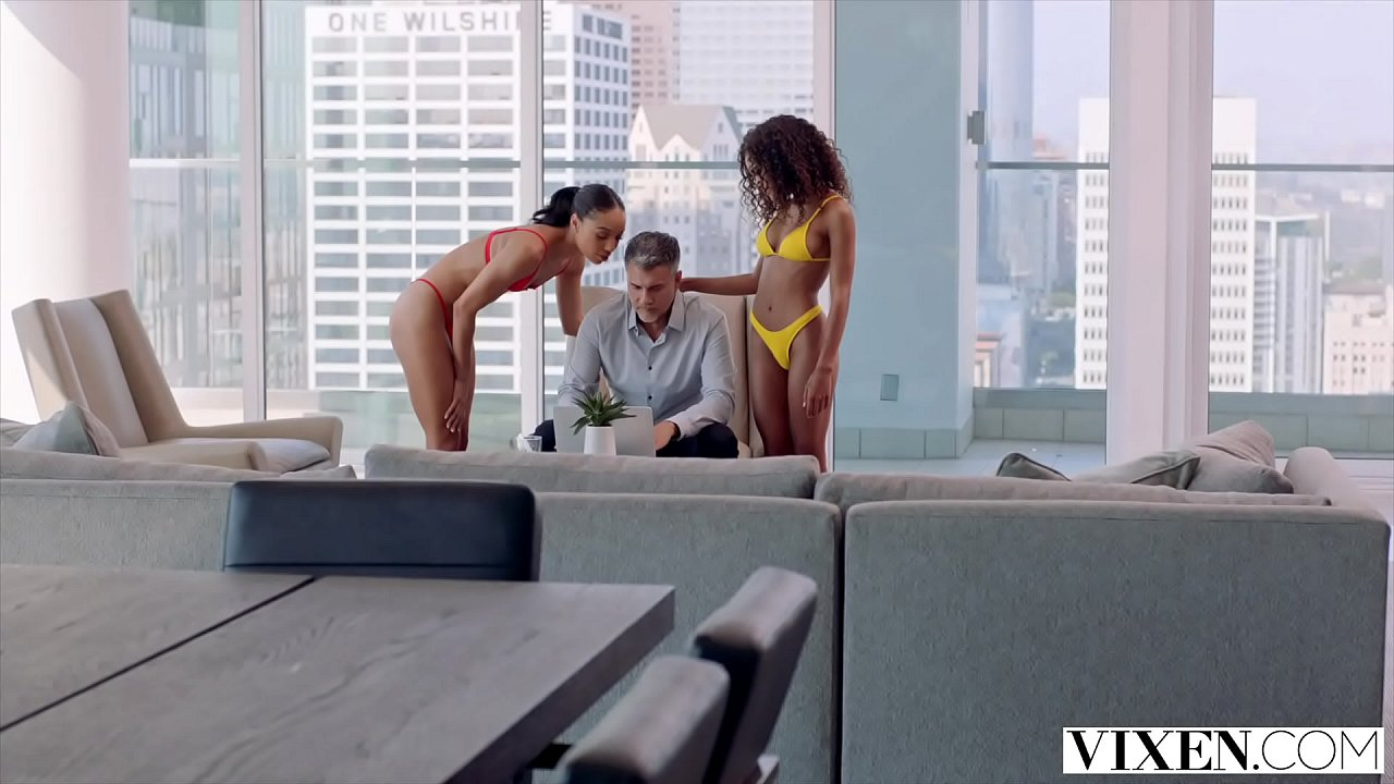 VIXEN Temptresses Alexis & Scarlit have hottest threesome 13 min 1080p – 13 min