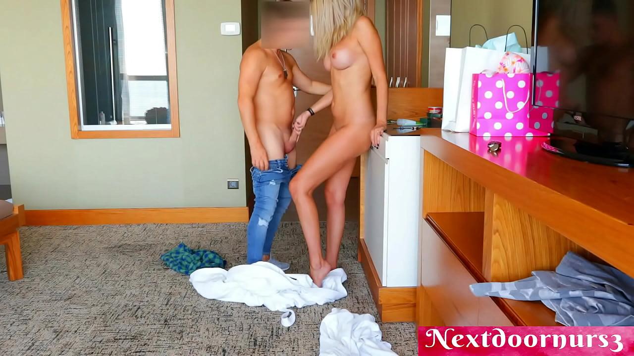 Camara Oculta Porn Niñ i was horny and i called the room service - xvideos