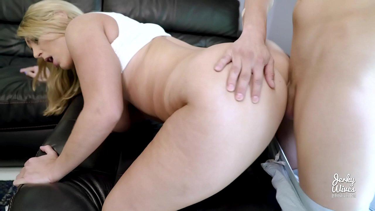 Joslin Jane In Step Mom With Huge Tits Is Always Horny  - 15