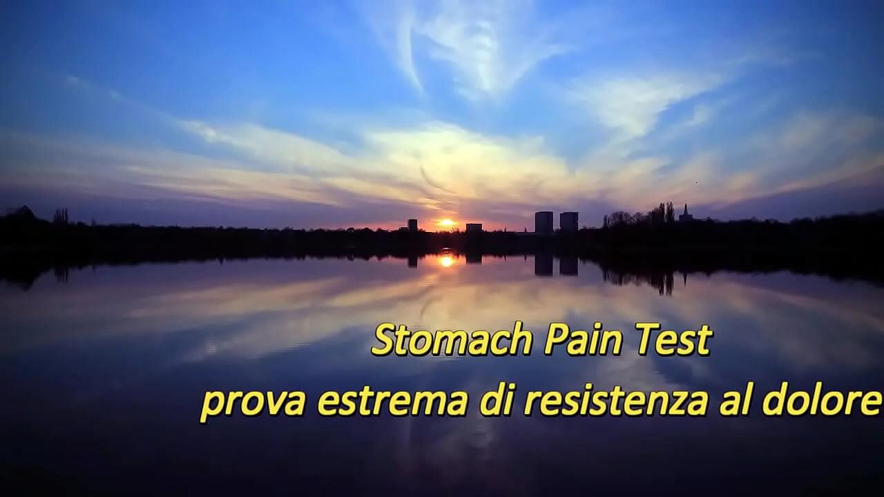Stomach Pain Test (Stomach Demolition)