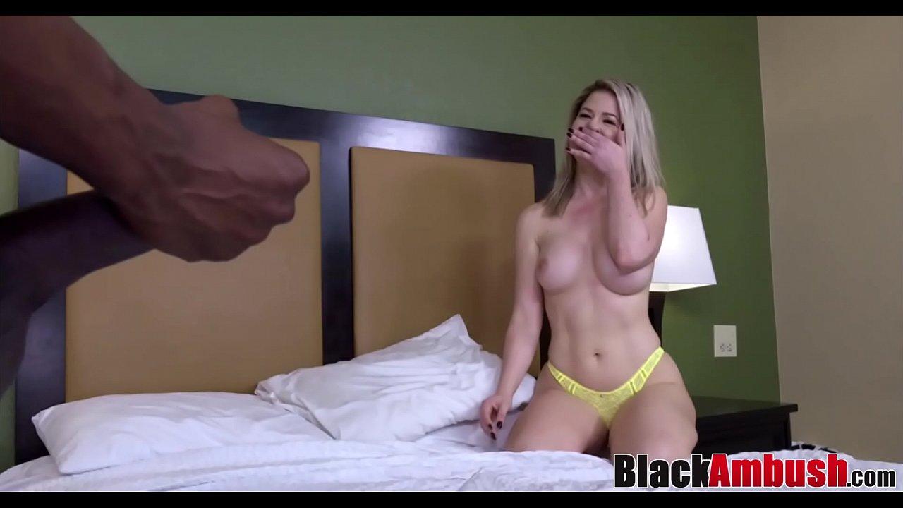 Blonde milf in lingerie fucking black cock Busty Blonde Milf In Lingerie Ravaged By Bbc And Facialized Xvideos Com