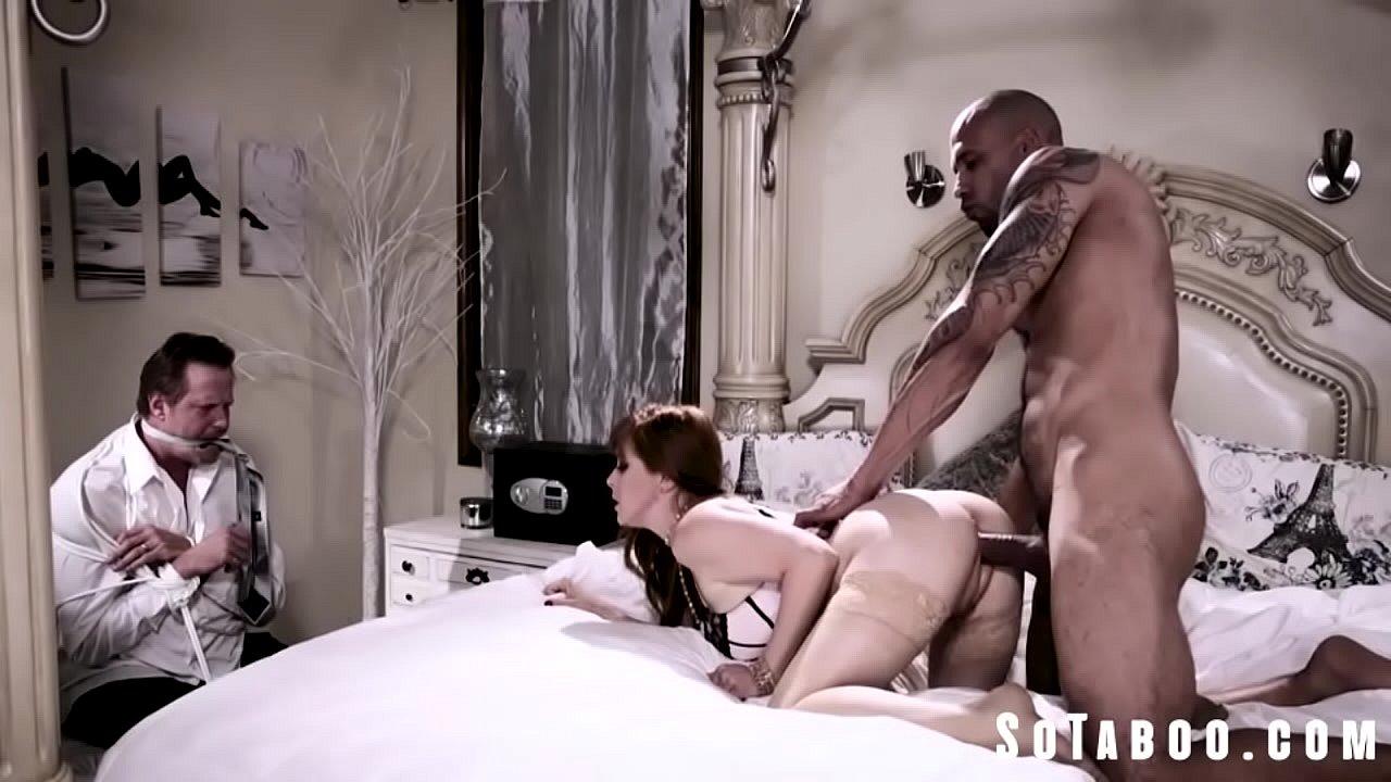 Порно жена привязала мужа