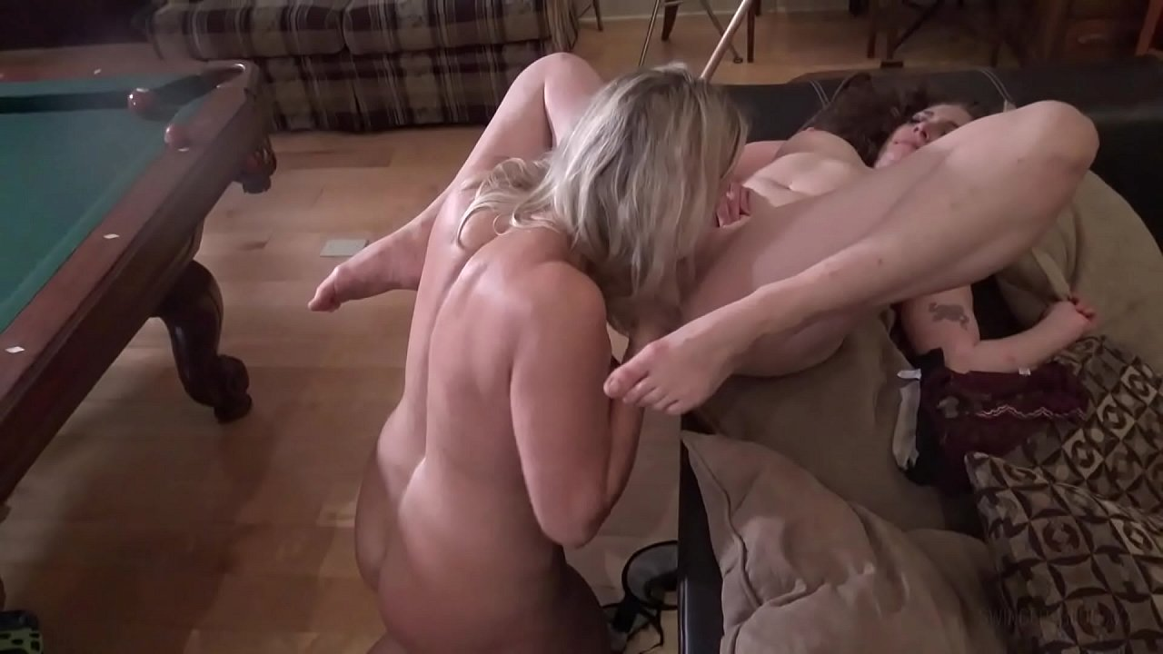 Ass Fingering Lesbian Close Up