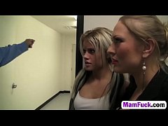 Blonde stepmom exploited pretty teen offered to naughty big cock ofon-girls-hd-1