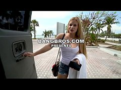 BANGBROS - Sloan Harper, A Blonde With Natural ...