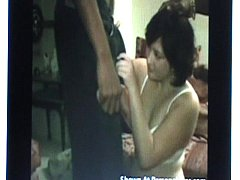 Real swinger wife on video