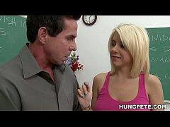 Tessa Taylor takes Peter North's big dick