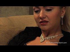 Lesbian Madame Watching Nude Slave And Masturbates