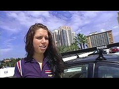 Micah Moore - want to open a car - get open her...