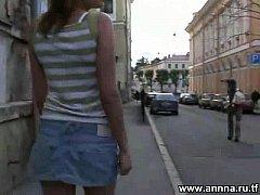 Russian Amateur Teen Anna