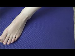 Mother & Son Yoga Practice - Remy Larue - Famil...