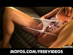 Three young couples start an orgy in their hote...