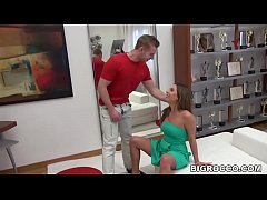 Ally Breelsen had multiple epic anal orgasms - ...