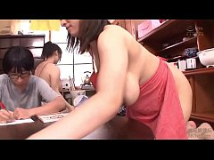Japanese Living With Mom And Sister - LinkFull:...