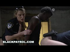 BLACK PATROL - Domestic Disturbance Call Ends W...