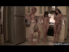 Dagfs - Lesbian Party At My Home