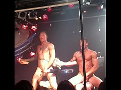 Magic Mike Australia strippers