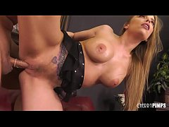 Big Tit Goddess Britney Amber Deepthroats and R...
