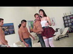 Sperma Party #12 Lika BlackBerry great DAP, int...