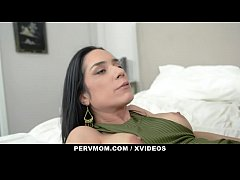 PervMom - POV Quickie With Stepmom On Counter