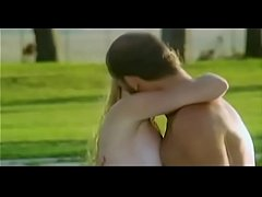 Couple have Sex in Pool