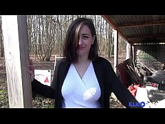 Cheating farmer's wife caught by her husband wh...