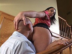 Horny housewife cheating