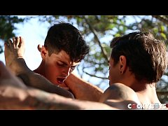 Superstar Ben Masters & Stud Pup Levi Karter Star In Just Being Me From CockyBoys