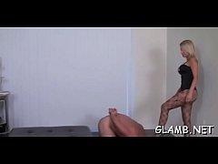 Gal kicks lover in balls