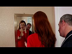 Foot Girls Initial Training with Lily Rader and...