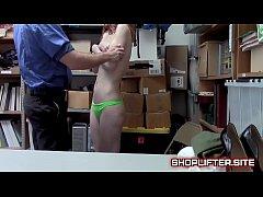 Stupid Shoplifter Incident Featuring Pepper Har...