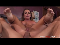 Big Tits Blonde MILF Cheating Wife Cali Carter ...