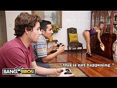BANGBROS - MILF Nicole Aniston Services Her Son...