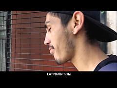 Latino Spanish Twink Amateur Fuck For Money POV