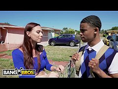 BANGBROS - Young Black Student Lil D Gets Anato...