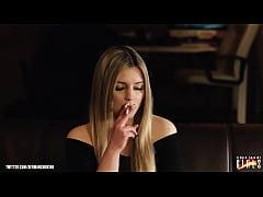 German smoking girl - Jessy 1 Trailer