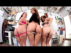 BANGBROS - Fuck Team Five With Sophie Dee, Isis...