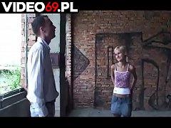 Polskie porno - Podryw na ekip\u0119 budowlan\u0105