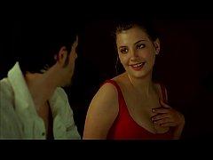 Italian Miriam Giovanelli sex scenes in Mentira...