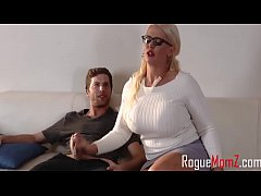 Cum Faster, Will You- MOM DAUGHTER And Boyfrien...