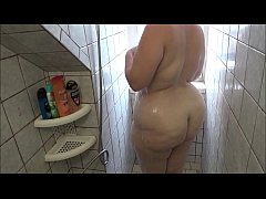 Booty teen fuck and get facial after shower. ht...