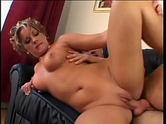 Hungry slut Laura gets her ass and pussy worked...