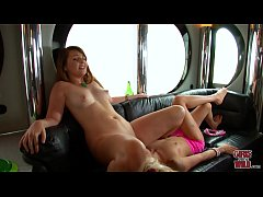 GIRLS GONE WILD - Young Teen Lesbians Jessica a...