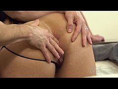 GIRLSRIMMING - Before The Party Anal Threesome ...