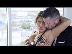PureMature - Couple play with a leash around MI...