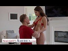 Naughty America - Gabbie Carter gets her way wi...