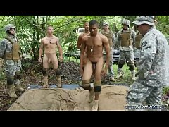 Gay black army men movie and male strippers Jun...