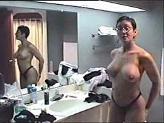 My gorgeous Mother gives me an horny blowjob at...