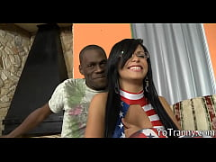 Huge tits ho pussy and asd by black dude