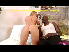 AJ Applegate with Monster Black Cock HD Link - ...